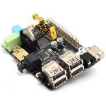 Raspberry Pi 3 Model B / 2 Model B / Model B+ Expansion Board (X200)