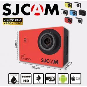 SJCAM SJ4000 WIFI รุ่นใหม่ จอ2 นิ้ว