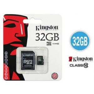 MicroSD Card 32GB Class 10