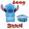 Power Bank Stitch แบตสำรอง สติช 8000 mAh ผิวพลาสติก ลดเหลือ 365 บาท จากปกติ 850 บาท