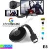 chromecast E8 ต่อ มือถือ ออก TV แบบไร้สาย(Wireless) ราคา 519 บาท ปกติ 1,600 บาท