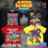 เสื้อยืดเด็ก JUSTICE LEAGUE Kid : T Shirt JL-TS-5276 ลดเหลือ 200 บาท ปกติ 500 บาท