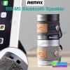 ลำโพง บลูทูธ Remax RB-M5 Bluetooth Speaker ลดเหลือ 590 บาท ปกติ 1,470 บาท