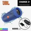 ลำโพง บลูทูธ+Power bank 6000mAh JBL CHARGE2+ ลดเหลือ 480 บาท ปกติ 990 บาท