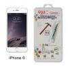 ฟิล์มกระจก iPhone 6 เต็มจอ 9MC ความแข็ง 9H ราคา 64 บาท ปกติ 550 บาท