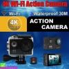 กล้อง 4K Wi-Fi Action Camera แท้ ลดเหลือ 1,690 บาท ปกติ 2,990 บาท
