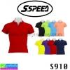 เสื้อโปโลหญิง S SPEED S910 ราคา 129-149 บาท ปกติ 440 บาท