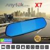 กล้องติดรถยนต์ Anytek X7 ติดกระจกมองหลัง 2 กล้อง หน้า/หลัง ลดเหลือ 1,220 บาท ปกติ 3,099 บาท