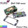 เคส KUtis 2in1 iPhone 7 Plus ลายสัตว์ ราคา 180 บาท ปกติ 450 บาท