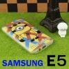 เคส Samsung E5 FASHION CASE ลายการ์ตูน ลดเหลือ 49 บาท ปกติ 200 บาท