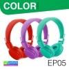 หูฟัง สมอลล์ทอล์ค COLOR EP05 ลดเหลือ 200 บาท ปกติ 500 บาท