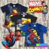 เสื้อยืดเด็ก MARVEL Kid : T Shirt MCTS 8222 ลดเหลือ 200 บาท ปกติ 500 บาท