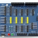 Expansion board Arduino sensor interface (Catalex)