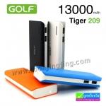 Power Bank Golf 13000 mAh Tiger 209 ลดเหลือ 390 บาท ปกติ 975 บาท