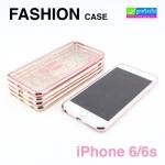 เคสซิลิโคนใส iPhone 6/6s FASHION CASE ลดเหลือ 115 บาท ปกติ 280 บาท