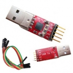 USB 2.0 to TTL (CP2102) UART 5PIN Module Serial Converter