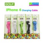 สายชาร์จ iPhone 4/4S Golf GF-04i ลดเหลือ 55 บาท ปกติ 180 บาท
