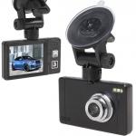กล้องติดรถยนต์ A828 สีดำ