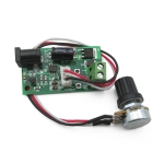 Micro PWM DC-Motor Speed Controller 6V12V24V