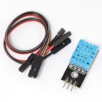 Temperature Sensor (DHT11) Module with PCB Plate