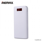 power bank Proda 30000 mAh LED สีขาว