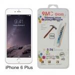 ฟิล์มกระจก iPhone 6 Plus เต็มจอ 9MC ความแข็ง 9H ราคา 70 บาท ปกติ 590 บาท