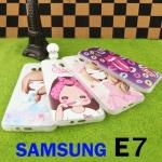 เคส Samsung E7 FASHION CASE ลายการ์ตูน ลดเหลือ 39 บาท ปกติ 200 บาท