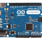 Arduino Leonardo (Board from Italy) + Free USB Cable