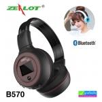 หูฟัง บลูทูธ Zealot B570 Bluetooth Headphone ลดเหลือ 450 บาท ปกติ 1,120 บาท