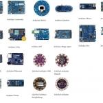 มาชมหน้าตาของบอร์ด Arduino รุ่นต่างๆ กันดีกว่า