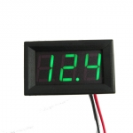 DC Digital Voltmeter Module (Green color)