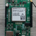 3G Shield (Arduino Uno และ Mega) + Free 3G Antenna (Quectel UC15-T)