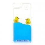 เคสไอโฟนSE เคสไอโฟน5/5S เคสมีน้ำRubber Duck เป็ดน้อย