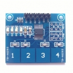 4-Way Switch Capacitive Touch Module