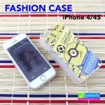 เคส iPhone 4/4s คละแบบ แพ็ค 5 ชิ้น ราคา 99 บาท