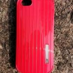 เคสไอโฟนSE เคสไอโฟน5S/5 เคสแบบฝาหลังสดใส