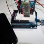 Moisture Sensor on Arduino and Android over Bluetooth