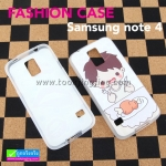 เคส Samsung Note 4 FASHION CASE ลายการ์ตูน ลดเหลือ 49 บาท ปกติ 200 บาท