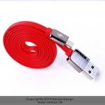 สายชาร์จ remax Cable สำหรับ แอนดรอย์ สีแดง กลิ่นหอม