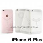 เคส iPhone 6 Plus JZZS Jelwelly ลดเหลือ 70 บาท ปกติ 250 บาท