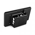 Premium Case for Raspberry Pi 7 inch LCD Touch Screen (Bulk) - Black Color