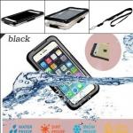 เคสกันน้ำ ไอโฟน6 Plus/6S Plus สีดำ