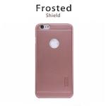 nillkinแท้ เคสฝาหลังไอโฟน6 พลัส/6S พลัส รุ่น Super Frosted Shield สีโรสโกลด์
