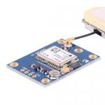 GPS Module (Ublox NEO-6M) + Free GPS Antenna