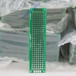 Through hole Universal Prototyping PCB Board size 2x8cm (บอร์ดPCB ไข่ปลา 2 หน้า)