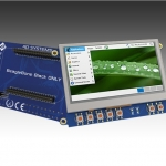 """4DCAPE 4.3"""" LCD Touch screen"""