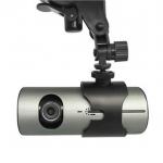 กล้องติดรถยนต์ R300 กล้องหน้า-หลัง