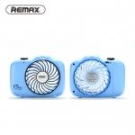พัดลม Remax Fan F5 สีฟ้า