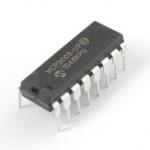 MCP3008 DIP16 (ADC)