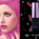 power bank remax 2400 mAh Lip ลิปสติก สีชมพู